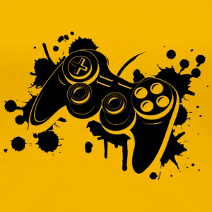 Gamepad Graffiti T-Shirts - Women's Premium T-Shirt