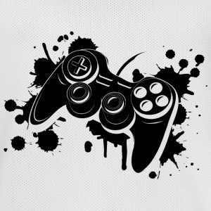 Gamepad Graffiti Sports wear - Men's Basketball Jersey