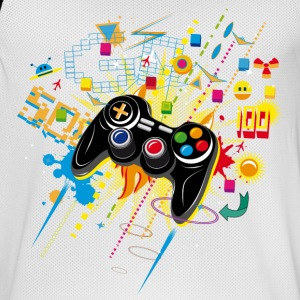 Gamepad Video Games Vêtements de sport - Maillot de basket Homme