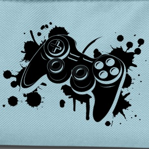 Gamepad Graffiti Bags & Backpacks - Kids' Backpack