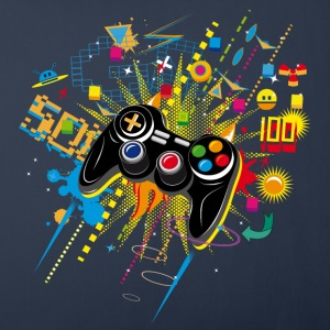 Gamepad Video Games Other - Sofa pillow cover 44 x 44 cm