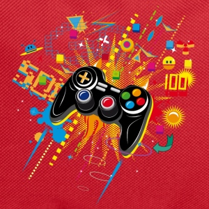 Gamepad Video Games Bags & Backpacks - Backpack