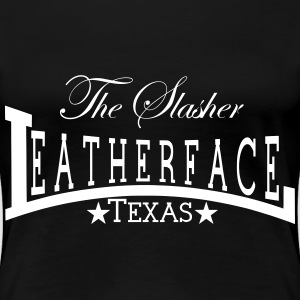 LEATHERFACE T-Shirts - Frauen Premium T-Shirt