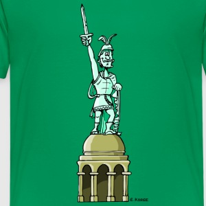Hermanns-Denkmal-Shirt - Teenager Premium T-Shirt