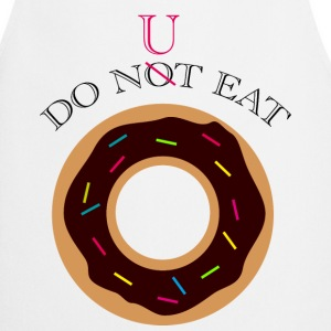 do nut  Aprons - Cooking Apron