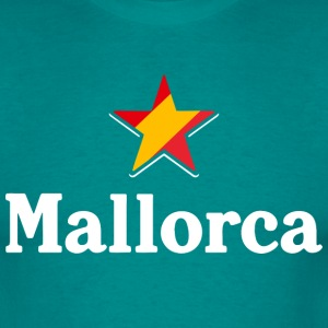 Mallorca (dark) T-Shirts - Men's T-Shirt