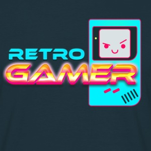 retro Gamer - T-shirt Homme
