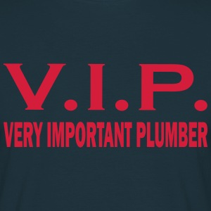 Very important plumber T-Shirts - Men's T-Shirt