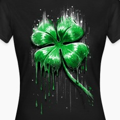 Four Leaf Clover T-Shirts