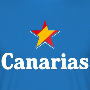 Canarias (dark) T-Shirts - Men's T-Shirt