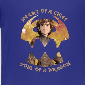 Dreamworks Dragons Hicks Kinder T-Shirt - Kinder Premium T-Shirt