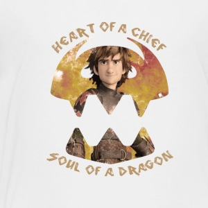 Dreamworks Dragons Hicks Teenager T-Shirt - Teenager Premium T-Shirt