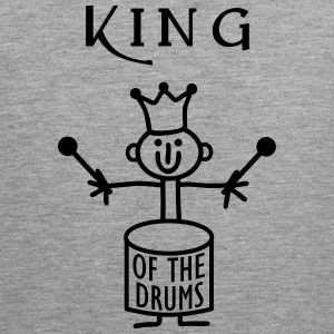 King of the Drums Sports wear - Men's Premium Tank Top