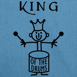 King of the Drums Bags & Backpacks - Shoulder Bag made from recycled material