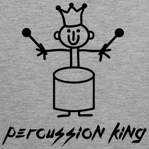 Percussion King Sports wear - Men's Premium Tank Top