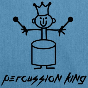 Percussion King Bags & Backpacks - Shoulder Bag made from recycled material