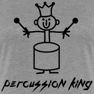 Percussion King T-Shirts - Women's Premium T-Shirt