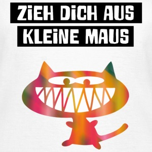 Kleine Maus / Color - Frauen T-Shirt