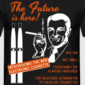 The Future is here! 1940 T-Shirt - T-skjorte for menn