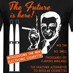 The Future is here! 1940 T-Shirt - Mannen T-shirt