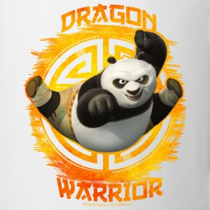 Kung Fu Panda 3 Po Dragon Warrior Tasse - Tasse