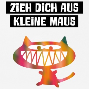 Kleine Maus / Color - Mousepad (Querformat)