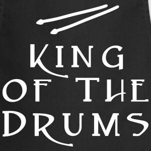 King Drums  Aprons - Cooking Apron