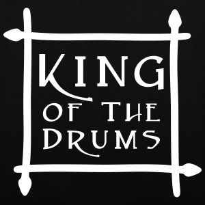 King Drumsticks Bags & Backpacks - Tote Bag