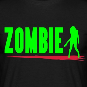 ZOMBIE CHICKK T-Shirts - Men's T-Shirt
