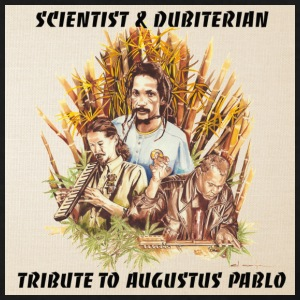 Scientist & Dubiterian - Tribute to Augustus Pablo - Männer T-Shirt
