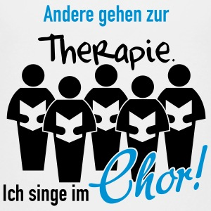 Therapie Chor T-Shirts - Teenager Premium T-Shirt
