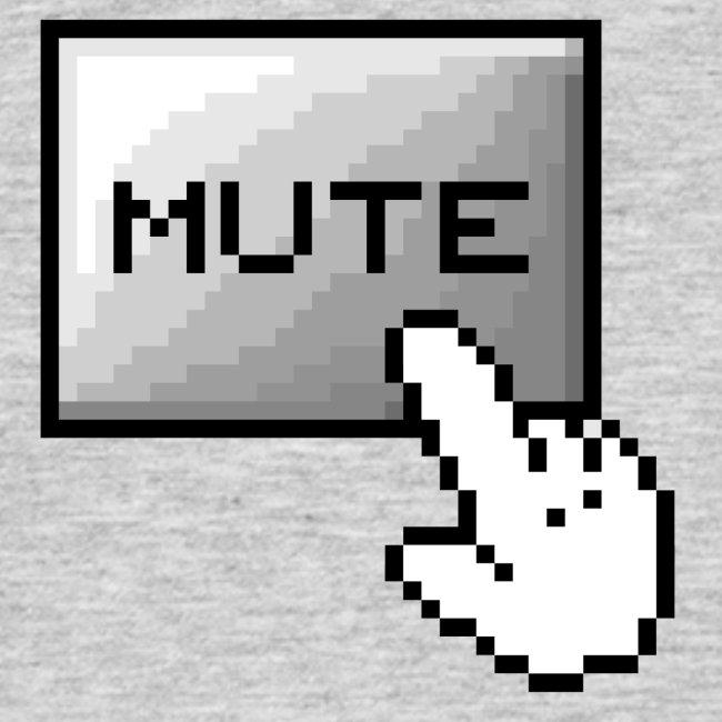 Klassik Computerbutton MUTE