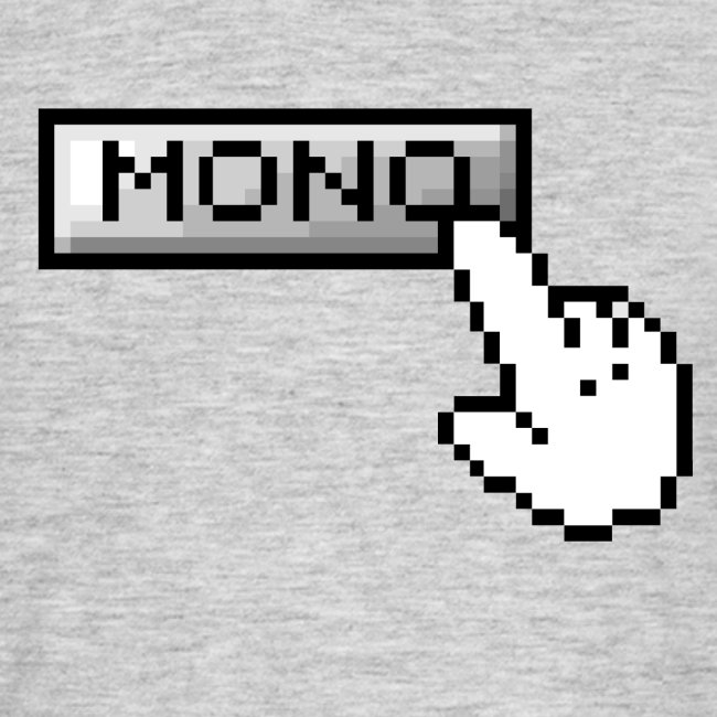 Klassik Computerbutton MONO