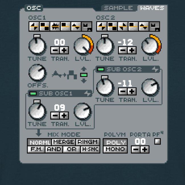 Ace Midi Synthesizer