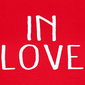 in  Love - Frauen T-Shirt