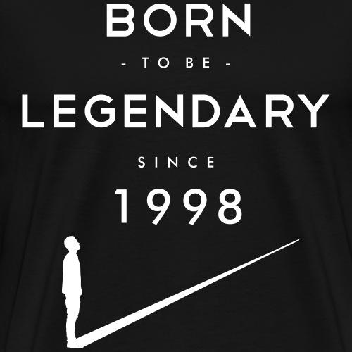 Geburtstag 1998 noir