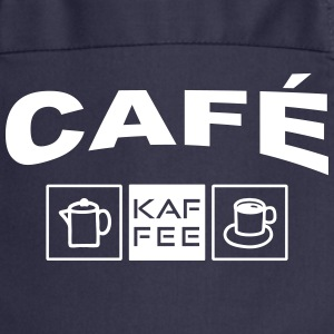 Café Kaffee  Aprons - Cooking Apron