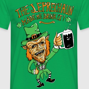 The leprechaun - T-shirt Homme