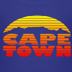 Cape Town Youth Collection - Teenage Premium T-Shirt
