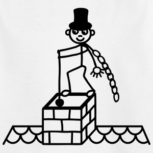 Chimney Sweeps fireplace Shirts - Kids' T-Shirt