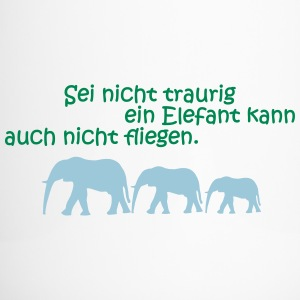 Becher - Elefant 1 - Thermobecher