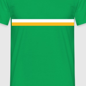 Ireland Stripes - Men's T-Shirt