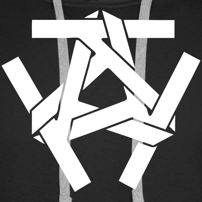 Hoody Logo vorne - Vers. Farben
