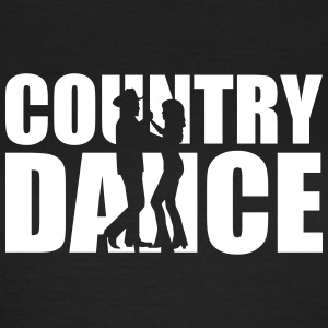 Country dance T-Shirts - Frauen T-Shirt