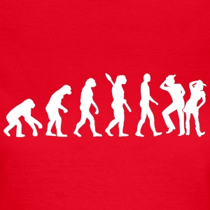 Evolution Line dance T-Shirts - Frauen T-Shirt
