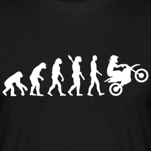 Evolution Motocross T-Shirts - Männer T-Shirt