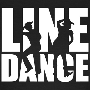 Line dance T-Shirts - Frauen T-Shirt