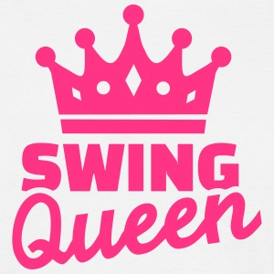 Swing Queen T-Shirts - Männer T-Shirt