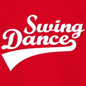 Swing dance T-Shirts - Kinder T-Shirt