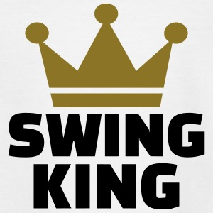 Swing King T-Shirts - Kinder T-Shirt